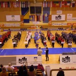 Sarajevo Open 2012: 2nd day results - Final ranking