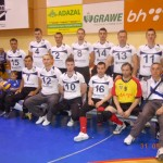 Sarajevo Open 2014: teams photos