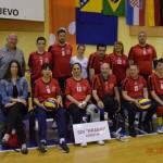 Sarajevo Open 2016: team fotos