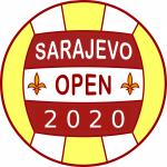 Team registration form for Sarajevo Open 2020