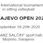 New date for the Sarajevo Open 2020: September 18-20th