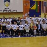 U finalu Sarajevo Open 2015 Fantomi bolji od Brazila