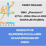 Welcome manual for 2020 European Clubs Championship – First Round